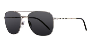 Burberry BE3079 Brushed Silver