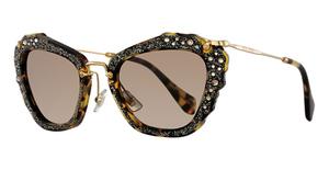 Miu Miu MU 04QS Sunglasses
