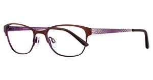 Aspex EC366 Stn Brown&Purple&Silver