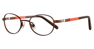 Aspex TK988 Stn Brown/Brown & Coral