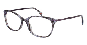 Fleur De Lis L121 Eyeglasses