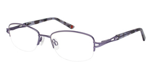 Fleur De Lis L122 Eyeglasses