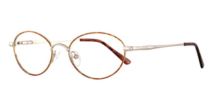 Continental Optical Imports Exclusive 134 Gold/Rose