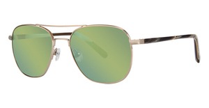 Original Penguin The Meteor Mirror Sunglasses