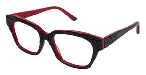 L.A.M.B. LA010 Black Red