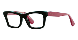 Miu Miu MU 08MV 12 Black