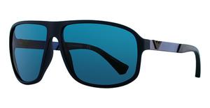 Emporio Armani EA4029 Blue Rubber