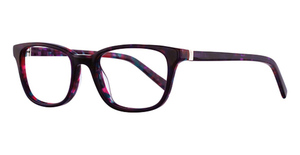 Wildflower Fire Pink Eyeglasses