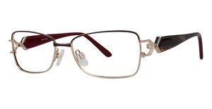 Avalon Eyewear 5045 Gold/Burgundy