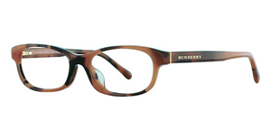 Burberry BE2202F Spotted Amber