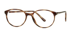 Modern Optical Accent Demi Amber