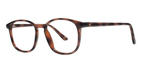 Modern Optical Chris Demi Amber