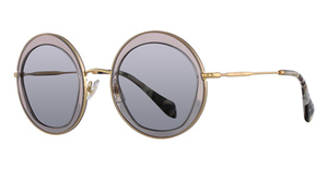 Miu Miu MU 50QS Transparent Grey