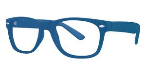 Modern Plastics I Incognito Blue Matte