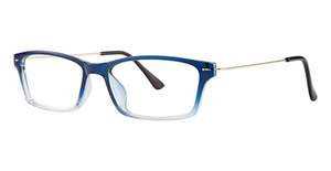 Modern Optical Timeout Navy Fade