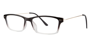 Modern Optical Timeout 01 Black Fade