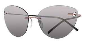 Silhouette 8154 Titan Minimal Art. The Icon. Eyeglasses