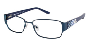 Jimmy Crystal New York Cannes Eyeglasses