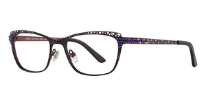 Jimmy Crystal New York Vixen Eyeglasses