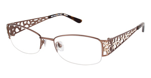 Jimmy Crystal New York Empress Eyeglasses