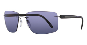 Silhouette 8686 Carbon T1 Sunglasses