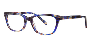 Genevieve Boutique Alibi Blue/Tortoise