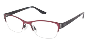A&A Optical Ivy Red/Black