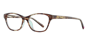 Betsey Johnson Expression Eyeglasses