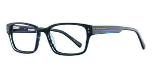 London Fog Mens Hayden Eyeglasses