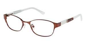 Ann Taylor ATP702 MATTE BROWN/ MINT