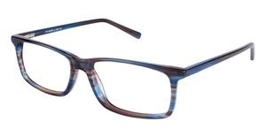A&A Optical Sycamore Demi Blue
