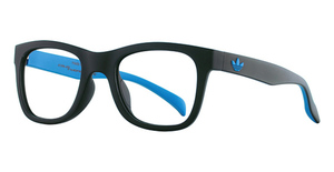 Adidas Originals Eyewear ADIDAS AOR004O OPTICAL I-Gum (BLACK/SKY LED)