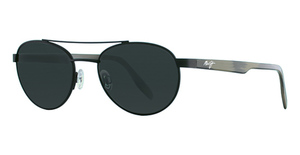 Maui Jim Upcountry 727 Matte Black