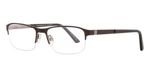 London Fog Mens Pierce Eyeglasses