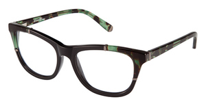 Kate Young K117 black/green tort