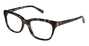 Kate Young K111 olive green tortoise