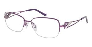 Charmant Titanium TI 12133 Purple