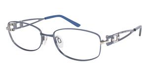 Charmant Titanium TI 12132 Blue