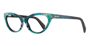 Just Cavalli JC0716 Dark Green/Other