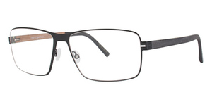 Jhane Barnes Quadrangle Eyeglasses