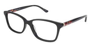 Ann Taylor AT322 BLACK/RED TORT