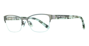 DKNY DY5653 Satin Ice Blue/Grey Tort