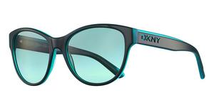 DKNY DY4133 Navy Teal