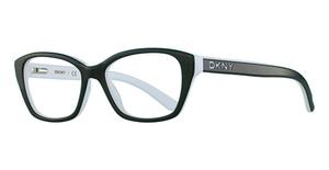 DKNY DY4668 Black White