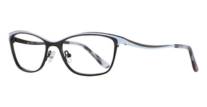 Betsey Johnson Sizzle Eyeglasses