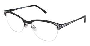 Jimmy Crystal New York Opera Eyeglasses