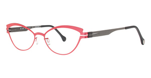 Red Rose GIA Eyeglasses