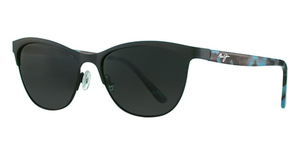 Maui Jim Popoki 729 Satin Black