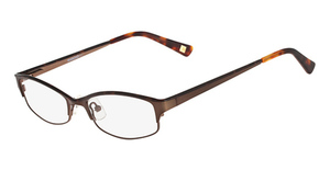 Marchon M-CARRIAGE (210) Brown