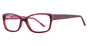Aspex EC375 Dark Red & Marbled Pearl Purple & Red